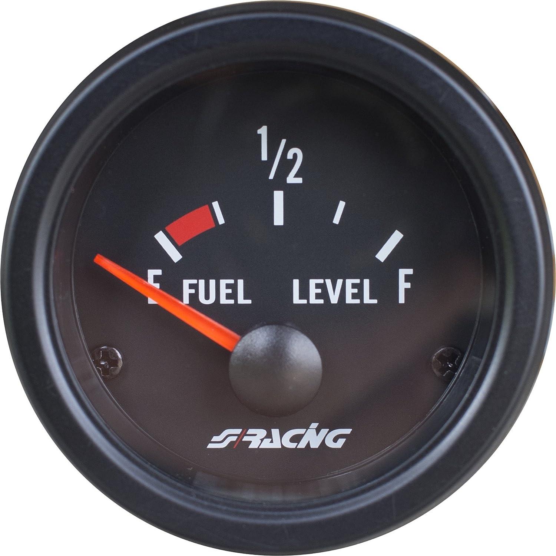 Simoni Racing FL/B Indicatore Elettronico Livello Carburante Analogico