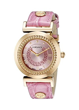 york s watches women display watch pink womens analog japanese spade park dp row new kate amazon com quartz