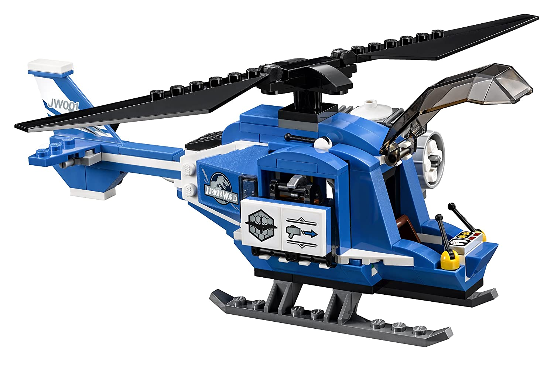 Amazon Lego Jurassic World Pteranodon Capture 75915 Building