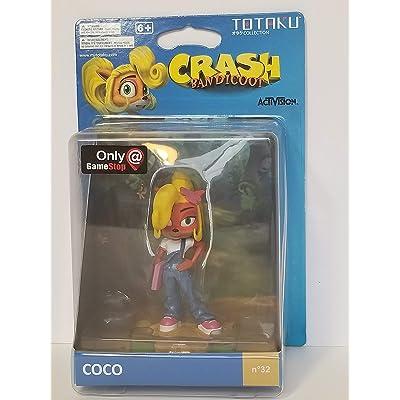Totaku Collection: Crash Bandicoot - Coco Bandicoot Figure: Toys & Games