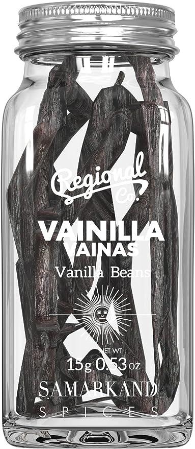 Vainilla en Vainas de Madagascar Calidad Premium 15 gr - Vainillas ...
