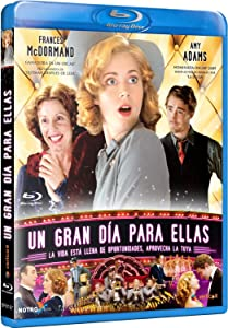 Miss Pettigrew Lives for a Day [ Blu-Ray, Reg.A/B/C Import - Spain ]