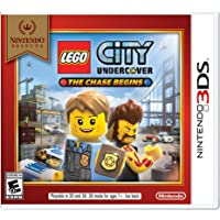 Lego City Undercover: The Chase Begins - Nintendo 3DS - Standard Edition