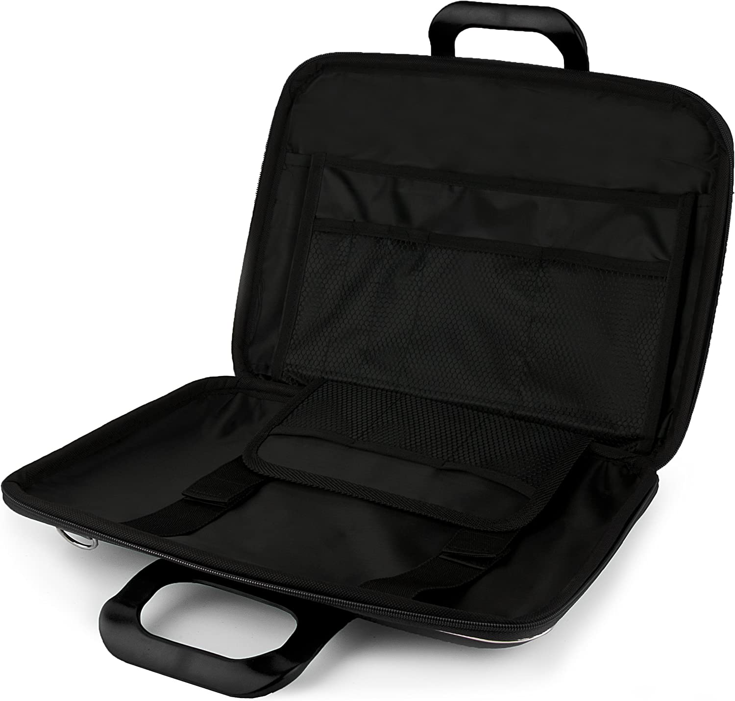 WS Series P Series PS Series Laptops up to 15.45 inches with USB Hub Laptop Messenger Bag for MSI WE Series