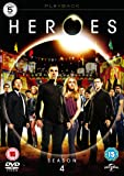 Heroes - Season 4 (2013 Re-issue) [DVD] [2009]