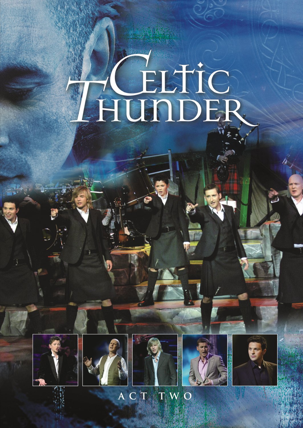 DVD : Celtic Thunder - The Show Act Two (DVD)