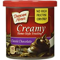 Duncan Hines - Frosting classic chocolate 453g