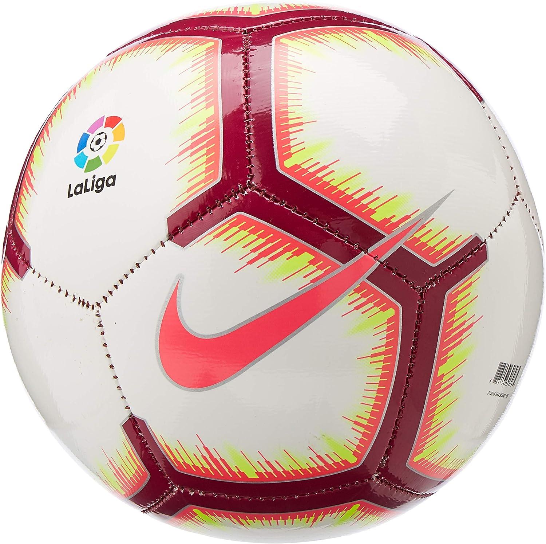 Nike Lfp Skills - Balón de fútbol, Unisex, Color Blanco y Rosa ...