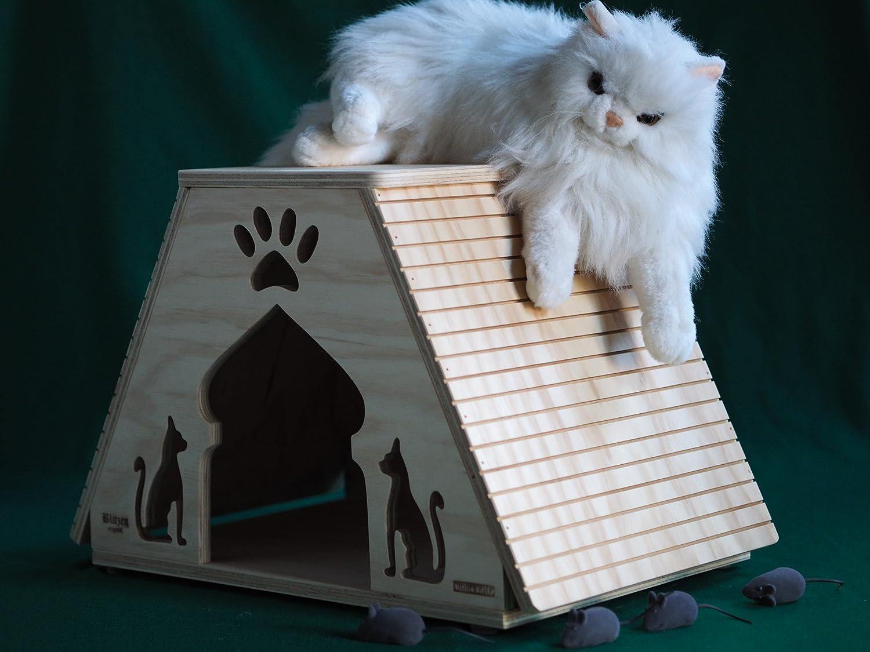 Dubai tamaños XL - casas para gatos Profesional y rascadores Blitzen Original Made in Italy 100%