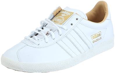 Adidas Originals Gazelle OG v24505 formadores blanco tamaño: Unisex