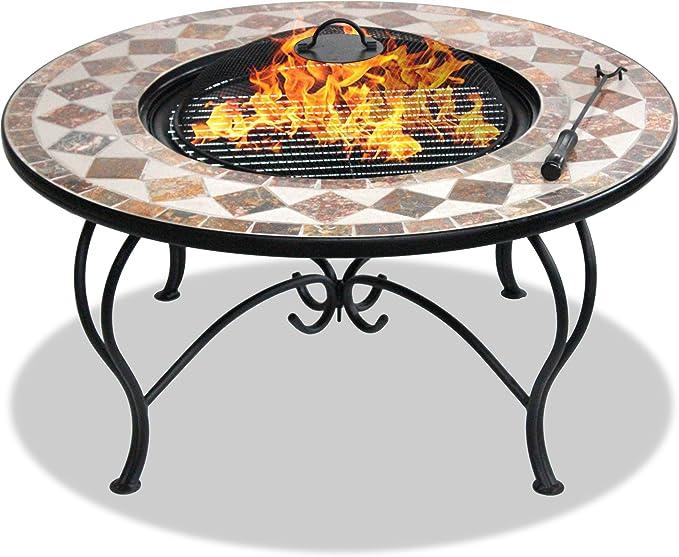Centurion Supports Fireology Kennocha extravagante jardín y patio ...