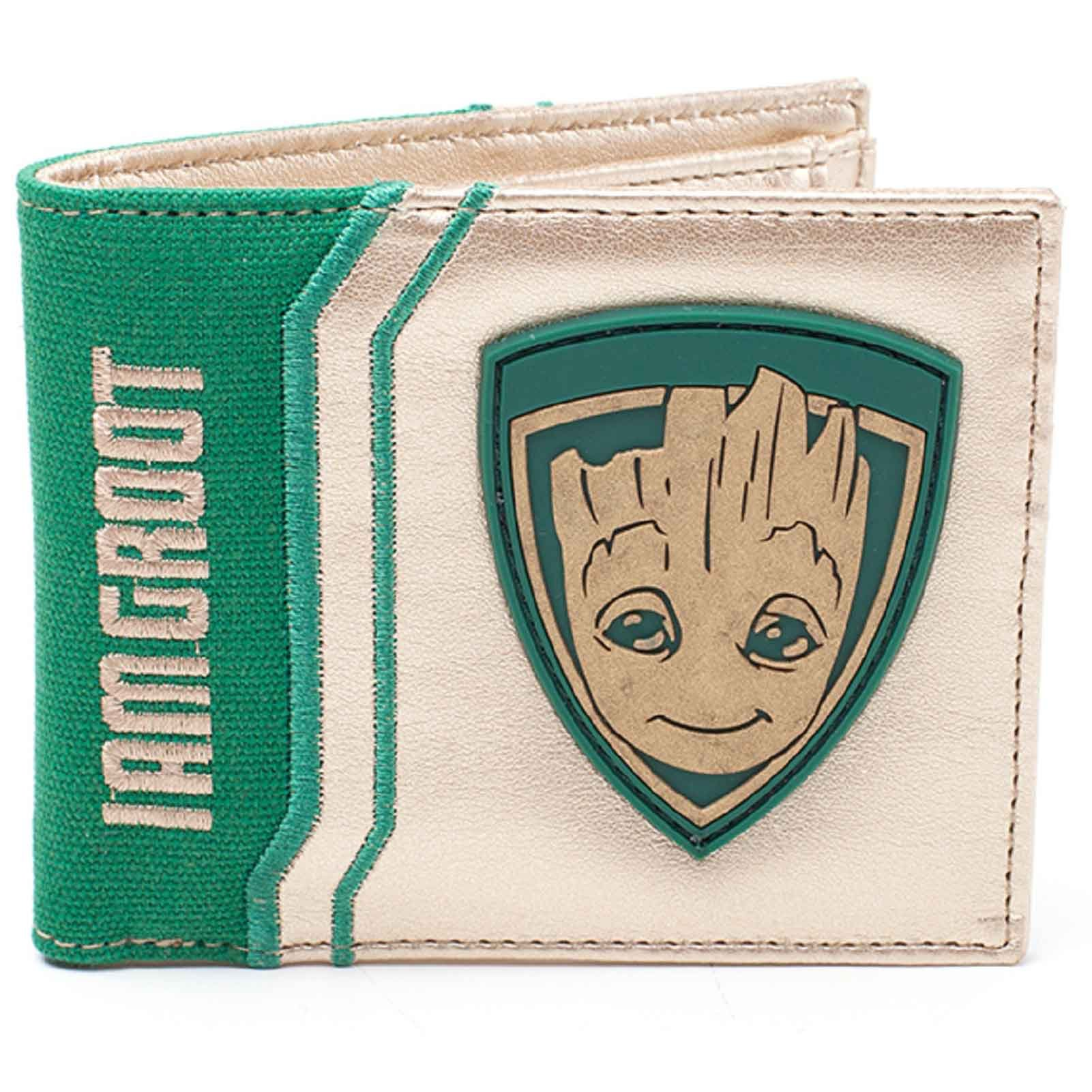 Guardians Of The Galaxy Wallet I Am Groot Official Bifold