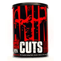 Animal Cuts – All-in-one Complete Fat Burner Supplement with Thermogenic and Metabolism...