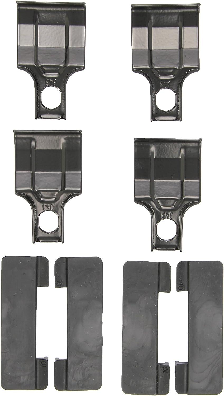 Thule 1195 Montage-Kit f/ür Rapd System Fu/ßsatz 750