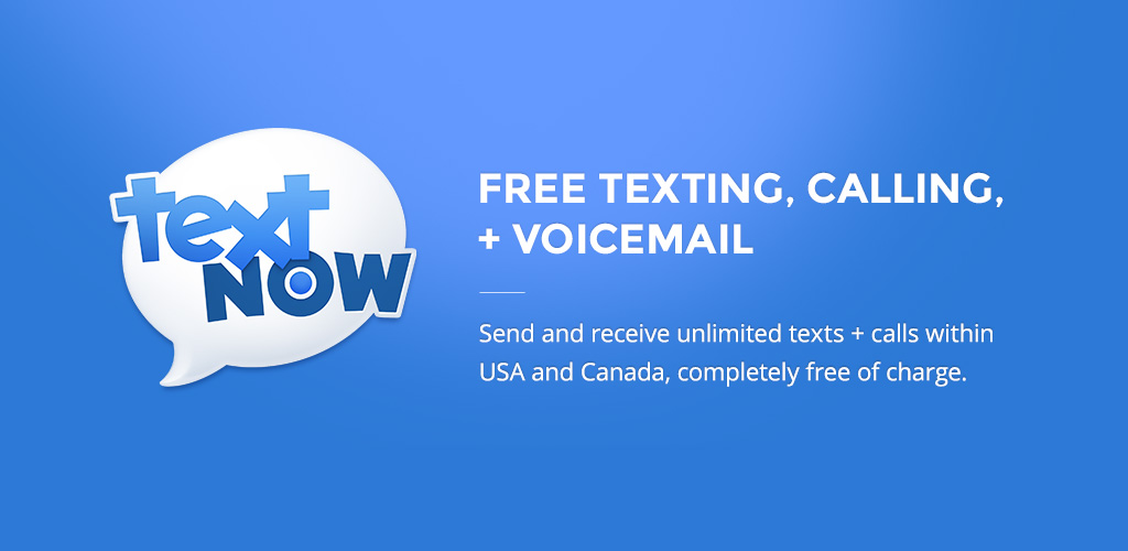 TextNow : free virtual number app apk download