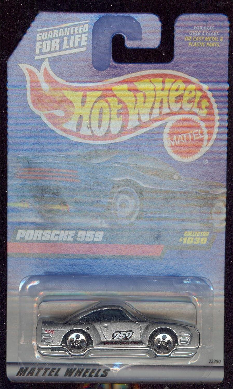 Hot Wheels 1998-1030 Porsche Porsche Porsche 959 1:64 Scale by Mattel f30d1d