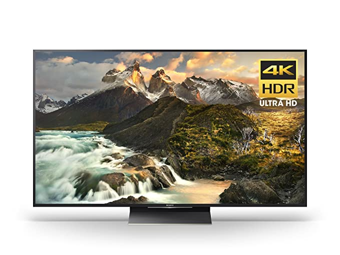 Sony XBR75Z9D 75-Inch 4K Ultra HD Smart LED TV (2016 Model)