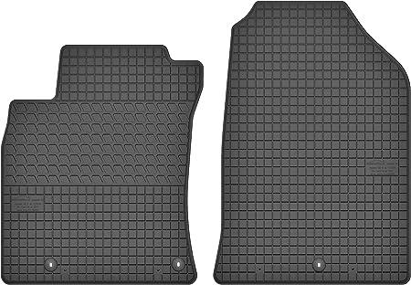 Motohobby Gummimatten Vorne Gummi Fußmatten Satz Für Hyundai I30 Iii Ab 2016 Kia Ceed Iii Ab 2018 2 Teilig Passgenau Auto