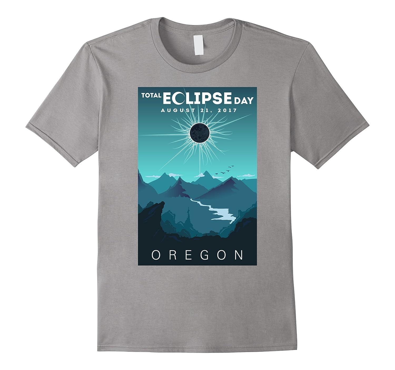 97aef4e2d2c Total Solar Eclipse Oregon 2017 T Shirt