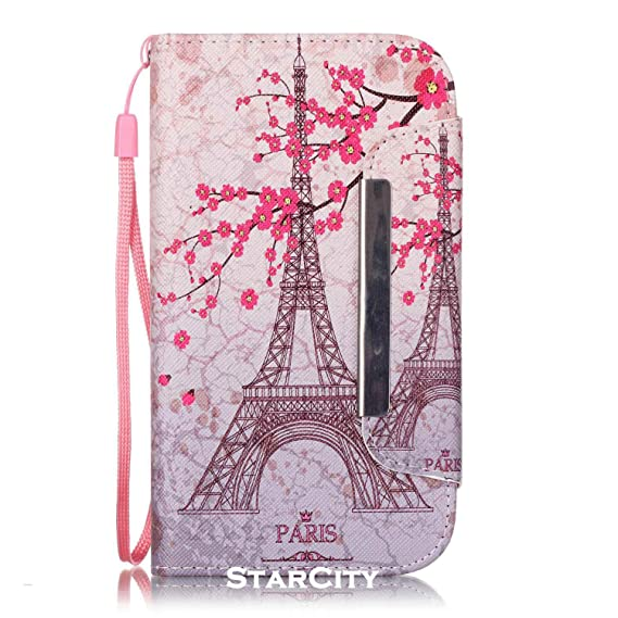 more photos 4d455 57cad Galaxy Grand Neo Case, StarCity ® Samsung Galaxy Grand Neo Wallet Case,  Flip Folio PU Leather Case Flip Cover with Card Slots & Stand For Samsung  ...