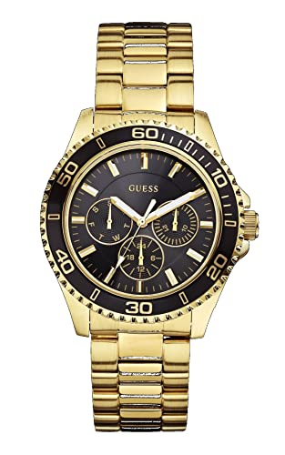 Amazon.com: Guess W0231L3 40 mm Pulsera de acero y acrílico ...