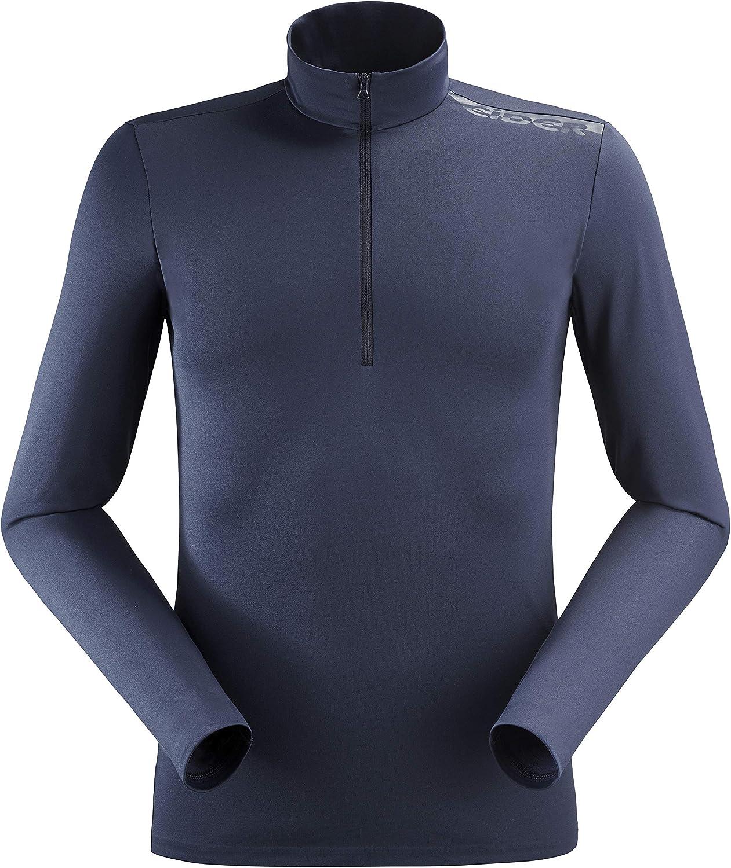 Mens EIV4828 Eider Stream 1//2 Zip Mens Fleece 2 m