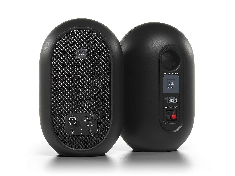 Recording Equipment Studio Monitors white JBL Professional 1 ...