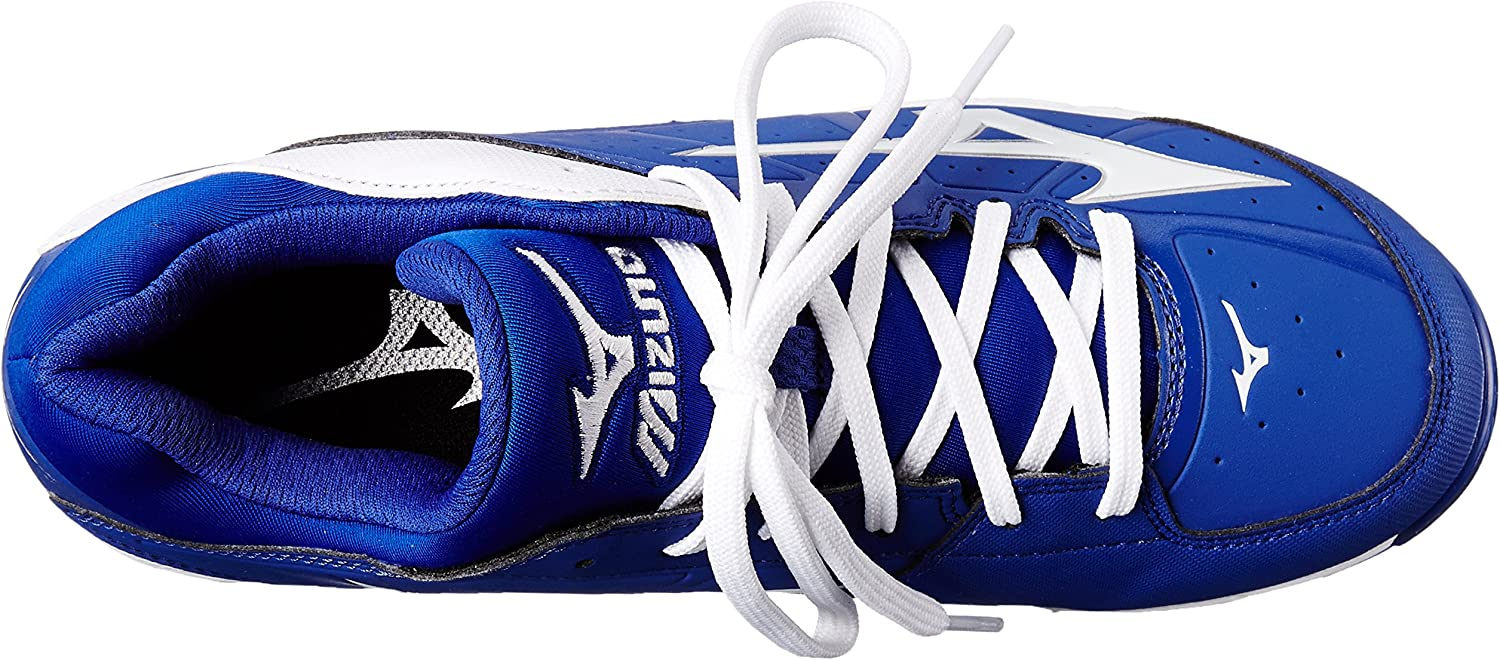 Mizuno Womens 9 Spike Swift 4 Fast Pitch Metal Softball Cleat