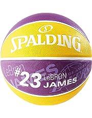 Spalding NBA Player Lebron James SZ.7 (83-848Z) Basketballs, Juventud