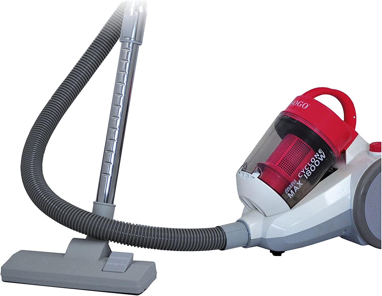 Sogo Aspiradora ciclónica sin bolsa 1800W 1,5L: Amazon.es: Hogar