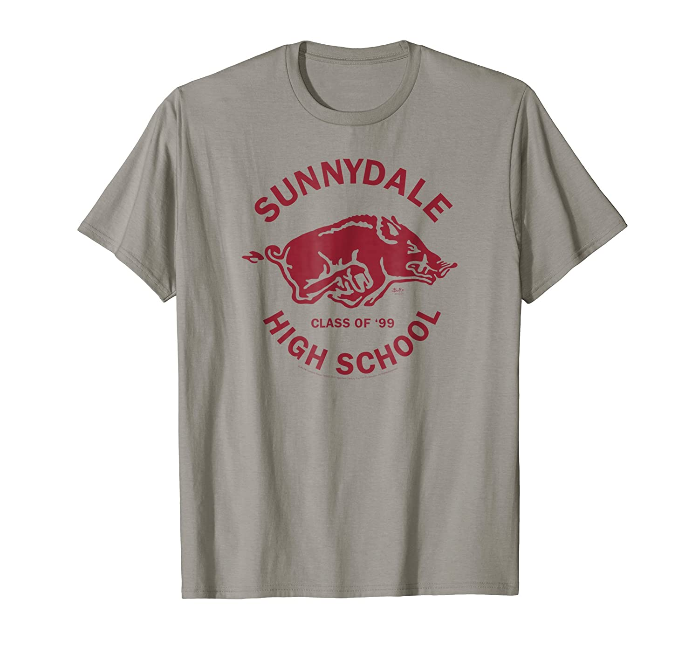 Buffy Sunnydale High School Class of 99 T-shirt-ln