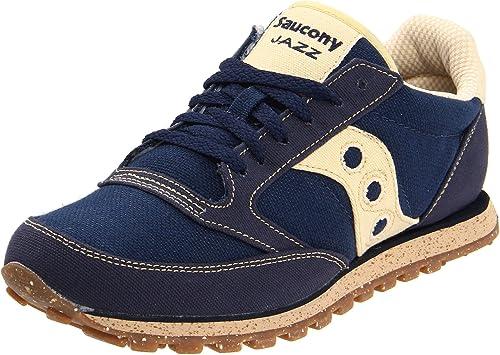 Saucony Originals Men's Jazz Low Pro Vegan Sneaker, Navy, 11