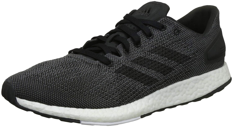 Adidas Pureboost DPR, Zapatillas de Running para Hombre 46 EU|Gris (Grpudg/Ftwbla/Negbas 000)