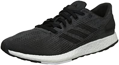 big sale 51b43 9100e Amazon.com | adidas Pureboost DPR Running Shoes - 8.5 ...