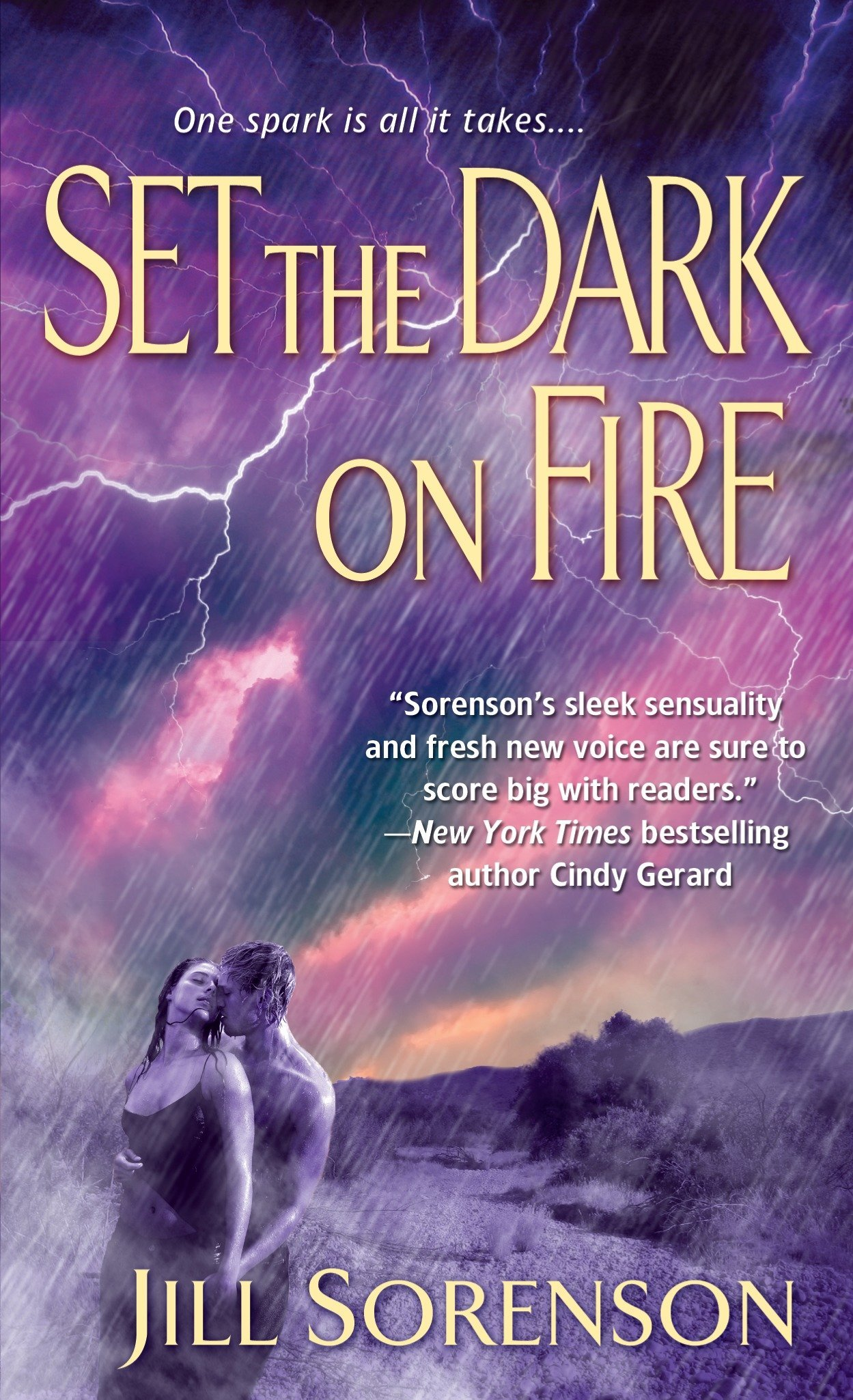 Set the Dark on Fire: A Novel