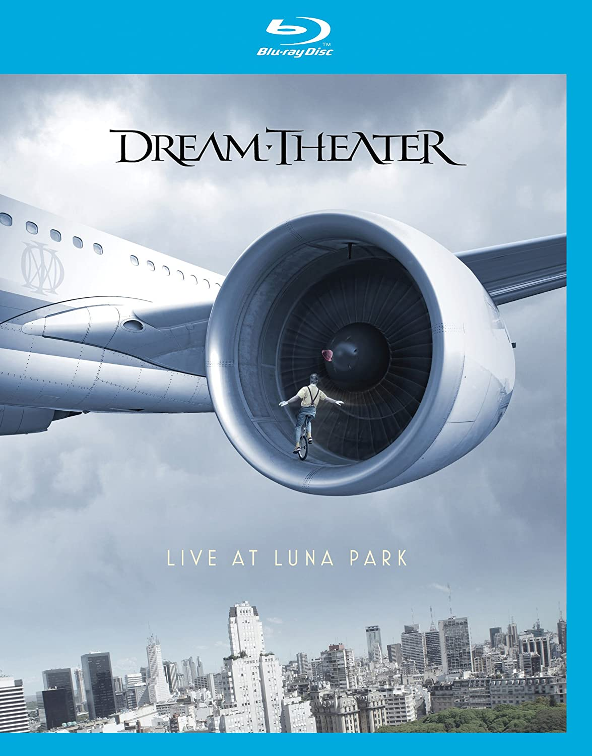 Live At Luna Park(Blu-ray) Dream Theater Universal Music Canada 28121434 Pop