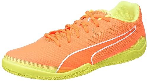 Puma Invicto Fresh Scarpe da Calcio Uomo Arancione Orange i6N