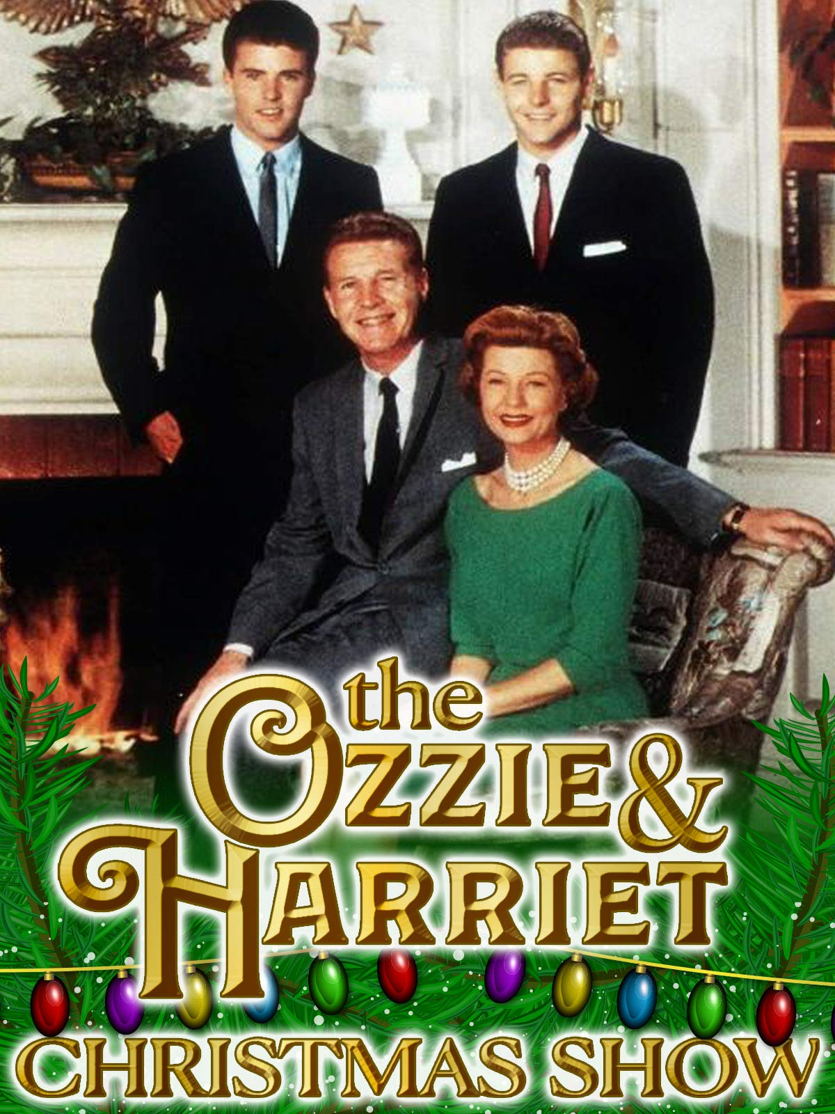 The Ozzie & Harriet Christmas Show