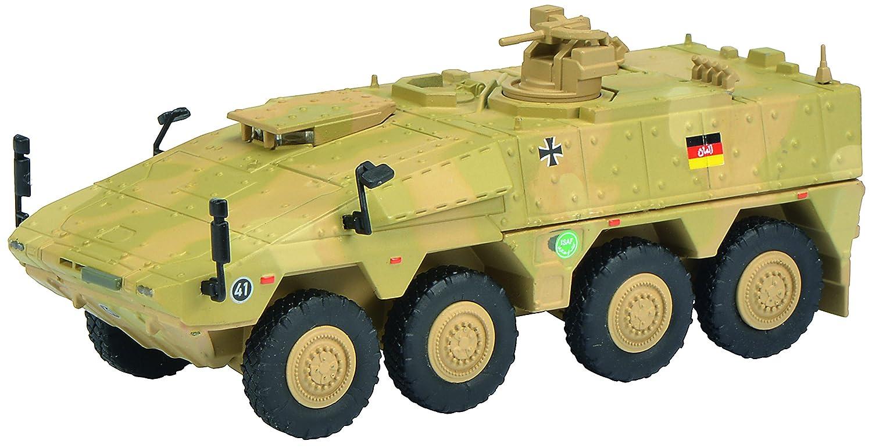 Schuco 452624000 - 'Boxer Transportpanzer ISAF 1:87' Fahrzeug
