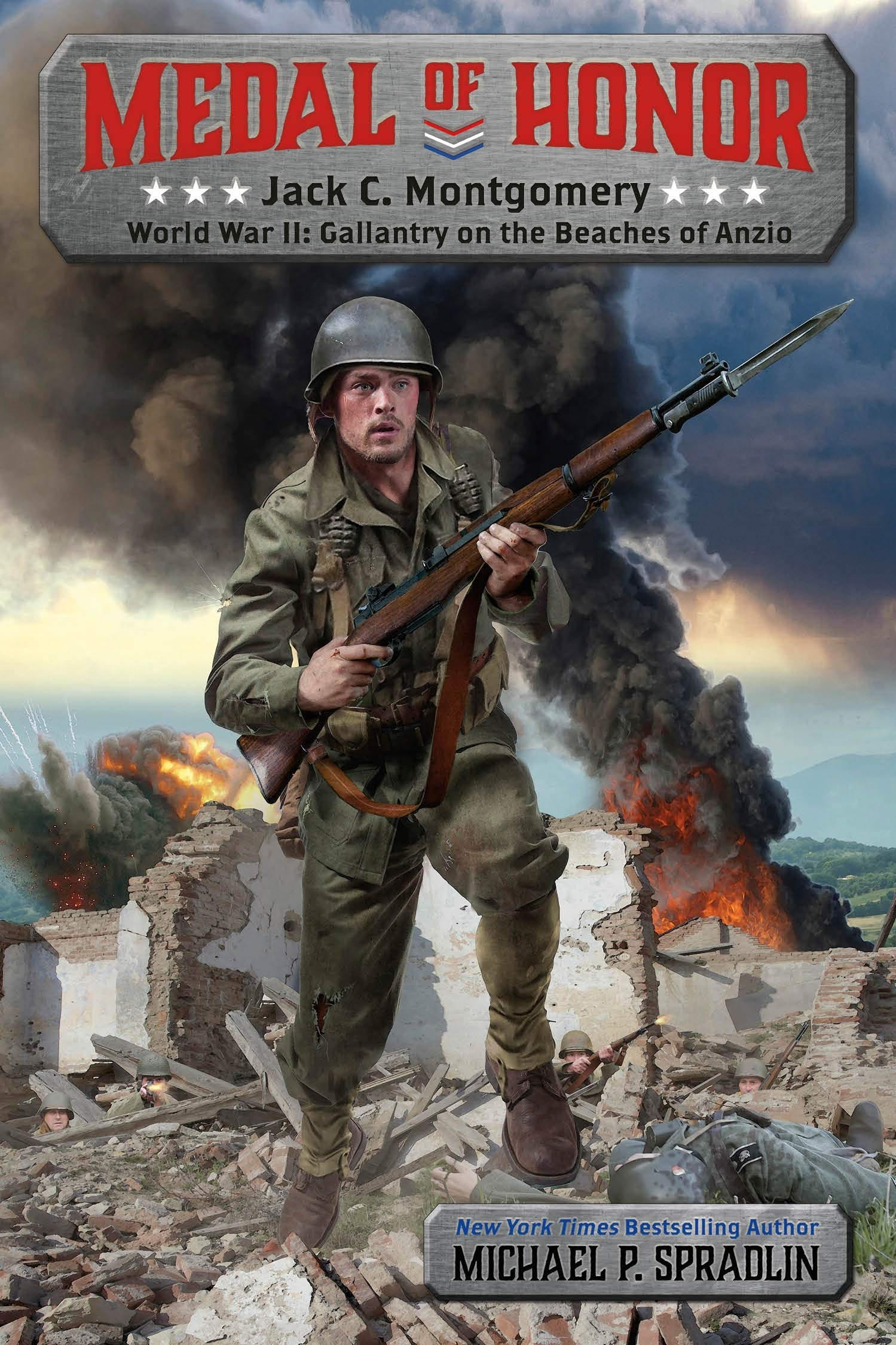 Image result for jack montgomery amazon medal honor
