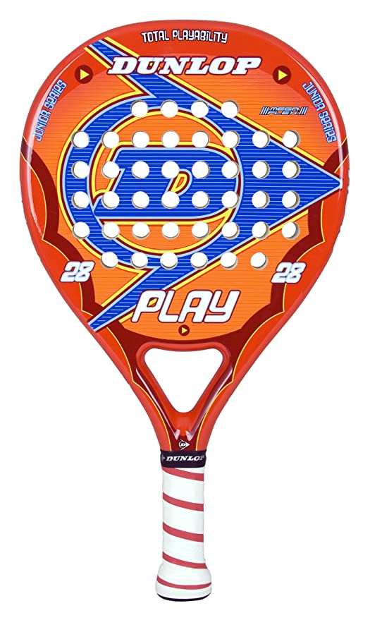DUNLOP Play - Pala de pádel Junior: Amazon.es: Deportes y aire libre