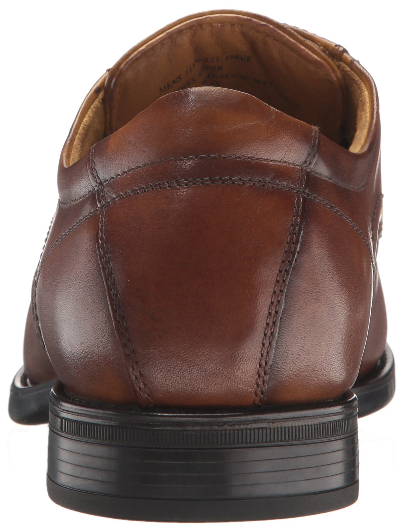 Florsheim Men's Medfield Plain Toe Oxford Dress Shoe, Cognac, 8 D US by Florsheim (Image #2)