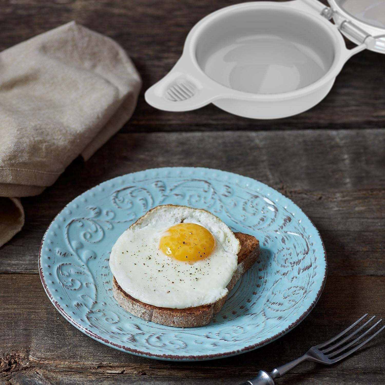 Amazon.com: Chef Buddy 82-Y3496 Microwave Egg Maker, a Healthy ...