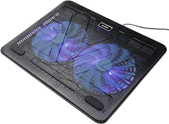 Aukey Adjustable Laptop Cooling Pad for up to 17