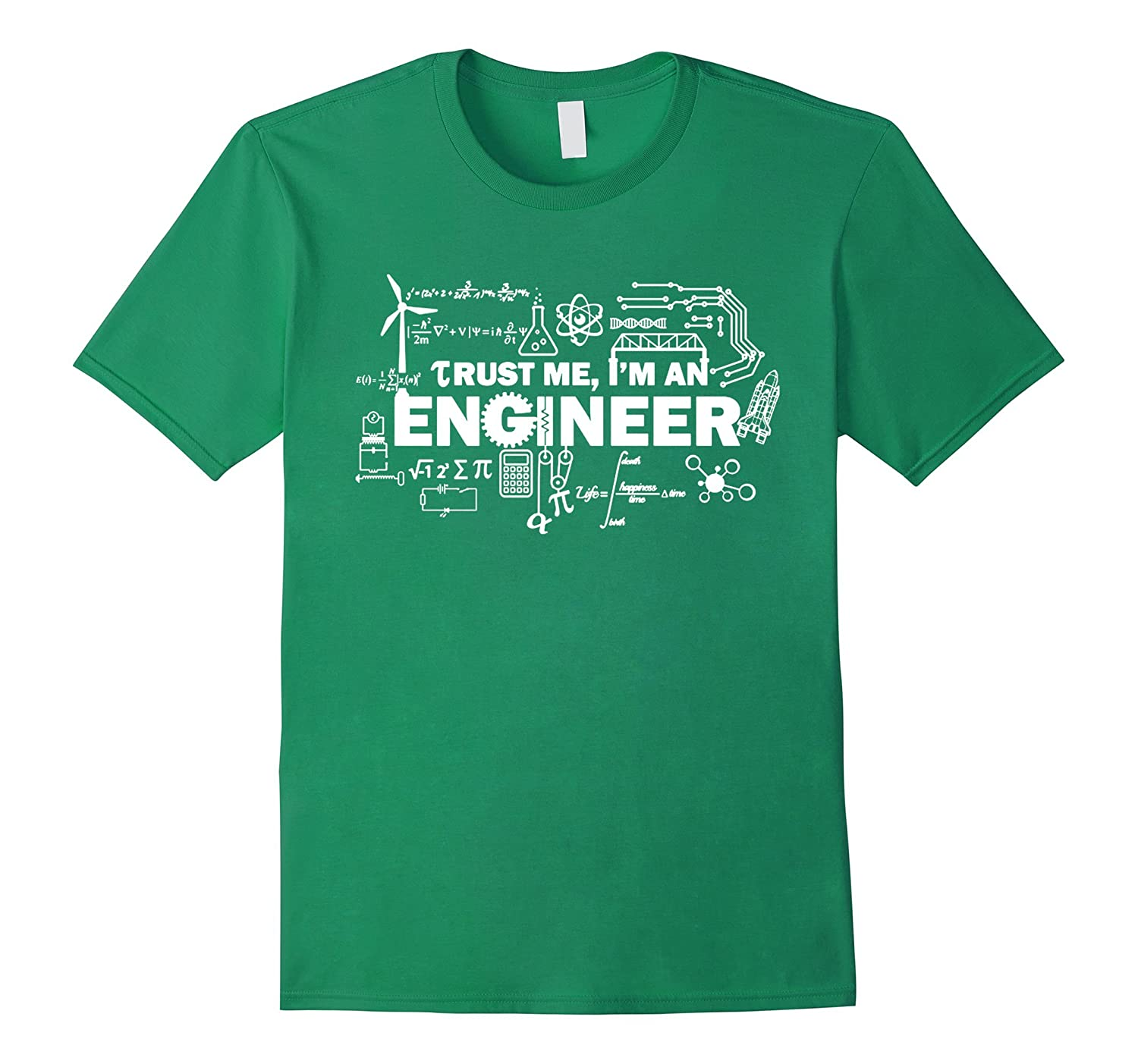 Trust me I am an Engineer T Shirt - Engineering T Shirt-BN