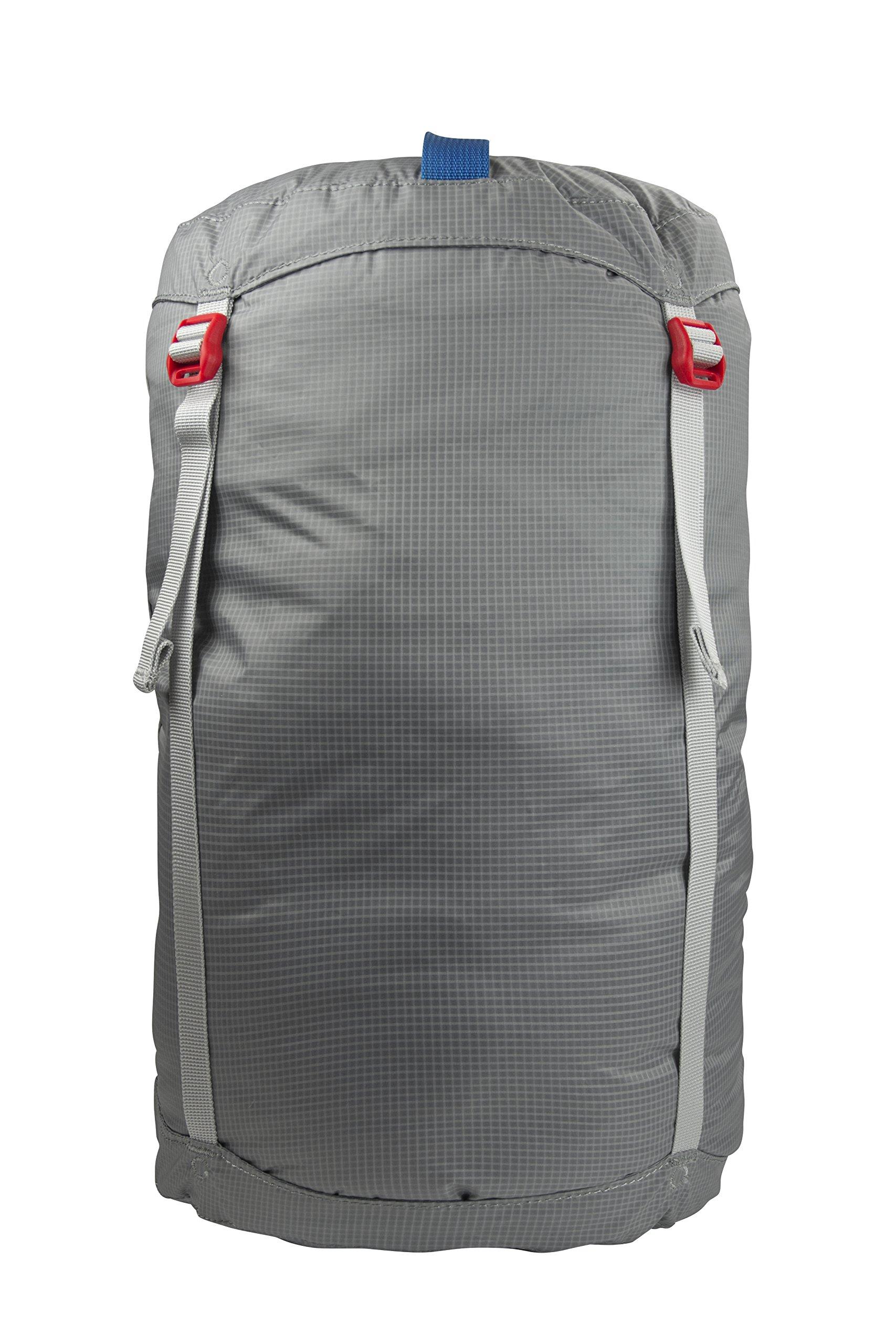 Big Agnes Tech Compression Sack, Gray, 14L by Big Agnes