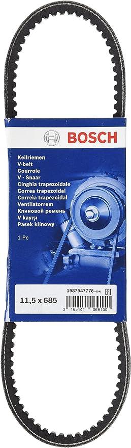 Bosch 1987947778 Keilriemen Auto