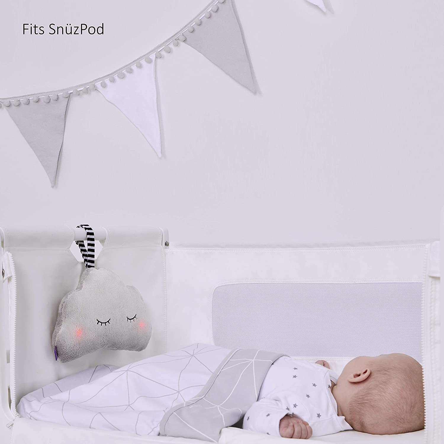 SnuzCloud Sleep Aid - Grey