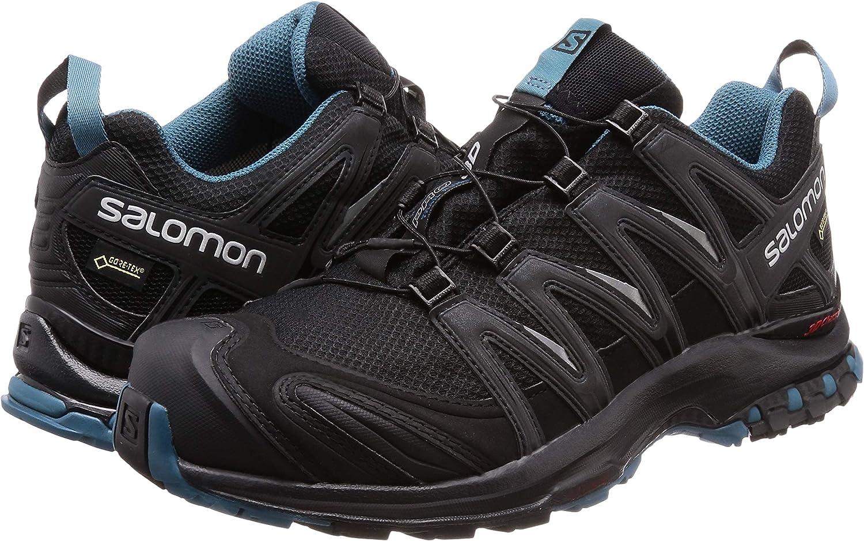 SALOMON XA Pro 3D Gore TEX Nocturne Chaussure Course Trial AW18