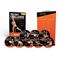 Workout DVD - Bodyweight 90-Day Challenge   Total Fitness Bodyweight Exercise Program